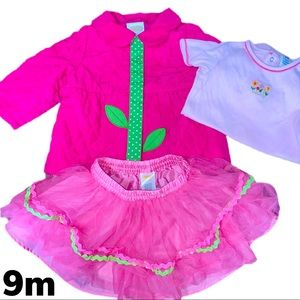 Baby Girls 6-12 month outfit  🔮SALE $10 OFF $30